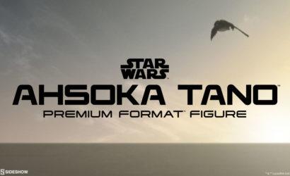 Sideshow Ahsoka Tano 1/4 Scale Premium Format Figure: Erstes Teaserbild