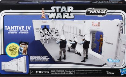 "Hasbro 3.75″ Vintage Collection ""Tantive IV Corridor"": Ab sofort verfügbar"
