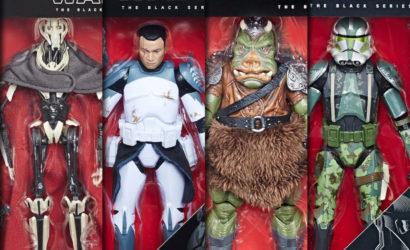 Hasbro 6″ Black Series: Einige begehrte Figuren erneut zur Vorbestellung verfügbar
