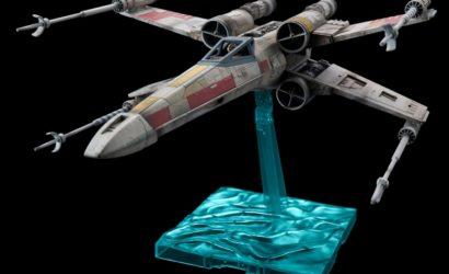 Bandai X-Wing Starfighter zu The Rise of Skywalker: Erste Infos und Bilder