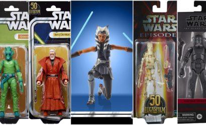 """Hasbro Star Wars """"Fan First Friday"""" am 29.01.2021: Alle Ankündigungen im Überblick"""