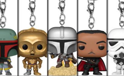 Funko POP! Star Wars: Neue Keychain-Reihe vorgestellt