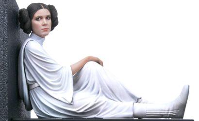 Gentle Giant Leia Organa Milestone Statue: Alle Infos und Bilder