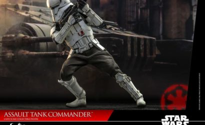 Hot Toys 1/6th Scale Assault Tank Commander (MMS587): Alle Infos und Bilder
