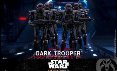 Hot Toys Dark Trooper 1/6th Scale Figure (TMS032): Erste Infos und Bilder