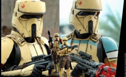 Zwei neue 1/6th Scale Shoretroopers von Hot Toys angekündigt
