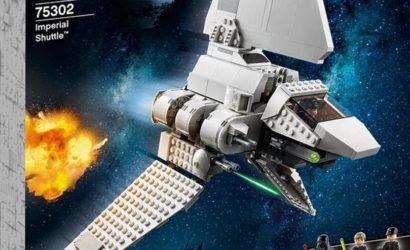 LEGO Star Wars 2021: März-Veröffentlichungen ab sofort verfügbar