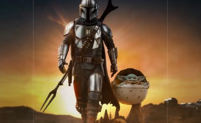 Iron Studios The Mandalorian and The Child Legacy Replica 1/4 Statue vorgestellt