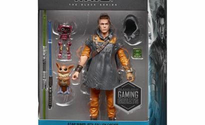 Hasbro Black Series 6″ Cal Kestis (Gaming Greats Deluxe): Alle Infos und Bilder