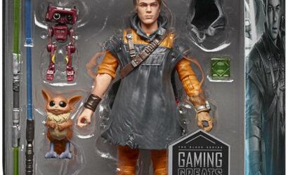 Hasbro Black Series 6″ Cal Kestis (Gaming Greats Deluxe): Zur Vorbestellung verfügbar