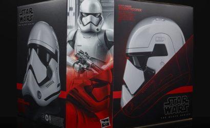 Hasbro Black Series First Order Stormtrooper Helmet: Für 79 Euro bei EMP verfügbar