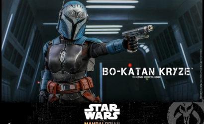 Hot Toys 1/6th Scale Bo-Katan Kryze: Alle Infos und Bilder