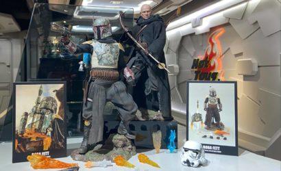Hot Toys 1/6th Scale Boba Fett-Figur zu The Mandalorian: Alle Infos und Bilder