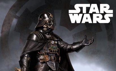 Neuer Kotobukiya ArtFX Artist Series Darth Vader: Erstes Bild gezeigt