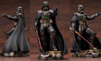 Kotobukiya ArtFX Artist Series Darth Vader (Industrial Empire): Alle Infos und Bilder