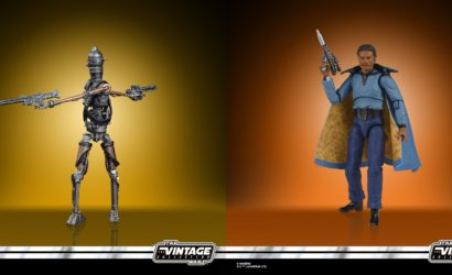 Hasbro Vintage Collection 3.75″ Lando Calrissian und IG-11 angekündigt