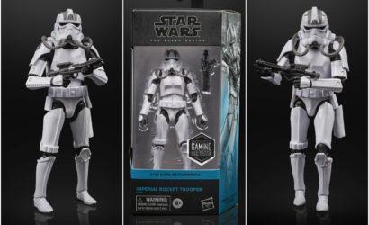 Hasbro Black Series 6″ Gaming Greats Imperial Rocket Trooper vorgestellt