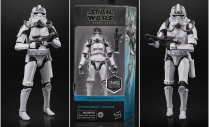 Hasbro Black Series 6″ Gaming Greats Imperial Rocket Trooper: Zur Vorbestellung verfügbar