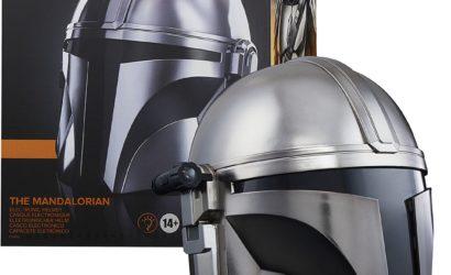 Hasbro Black Series The Mandalorian Electronic Helmet: Hierzulande ab sofort verfügbar