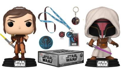 Neue Funko POP! Star Wars Gaming Greats Collector Box vorgestellt