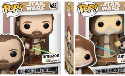 Funko POP! Star Wars Adventures Across The Galaxy: Tatooine-Wackelköpfe vorgestellt