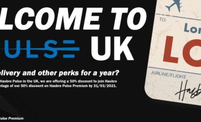 Hasbro Pulse UK: Start der Hasbro-Plattform im Vereinigten Königreich