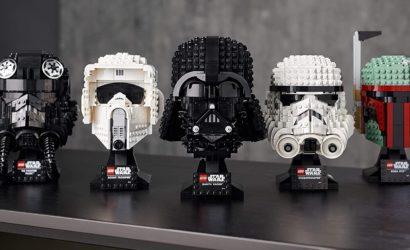 LEGO Star Wars 75304 Darth Vader, 75305 Scout Trooper & 75306 Imperial Probe Droid: Vorbestellung gestartet