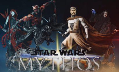 Neues Showcase-Video zur Sideshow Star Wars Mythos Series