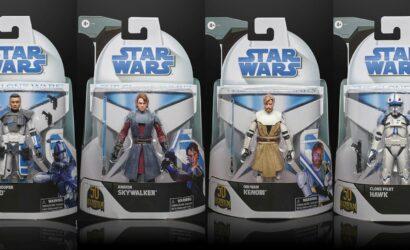 """Hasbro 6″ Black Series """"The Clone Wars""""-Figuren: Vorbestellung hierzulande gestartet!"""