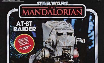 Hasbro 3.75″ Vintage Collection AT-ST Raider: Zur Vorbestellung verfügbar