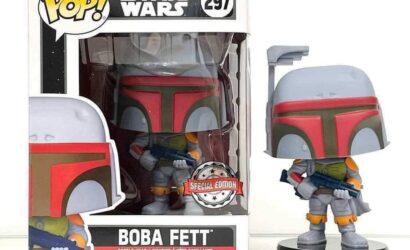Funko POP! 297 Boba Fett (Vintage): Erstmals aufgetaucht
