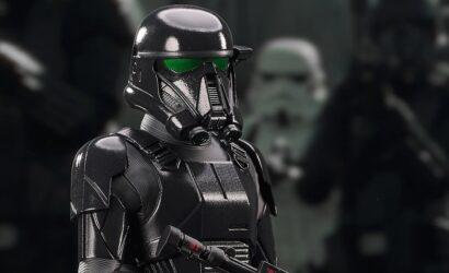 Gentle Giant Death Trooper 1/6th Scale Mini-Bust zu The Mandalorian angekündigt