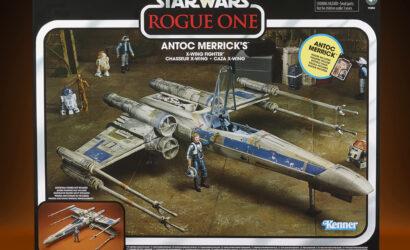 Hasbro 3.75″ Vintage Collection Antoc Merrick's X-Wing Fighter: Vorbestellung verfügbar