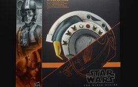 Hasbro Black Series Wedge Antilles Electronic Helmet: Alle Infos und Bilder
