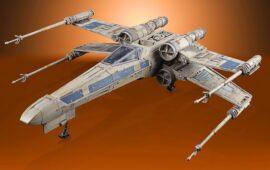 Hasbro 3.75″ Vintage Collection Antoc Merrick's X-Wing Fighter: Alle Infos und Bilder