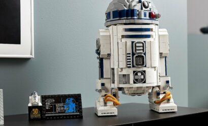 LEGO Star Wars R2-D2 (75308) als Brick Built Character: Alle Infos und Bilder