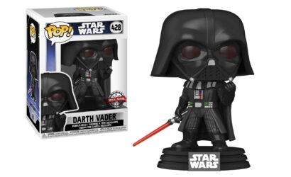 Funko POP! 428 Darth Vader (Force Stance): Ab sofort verfügbar