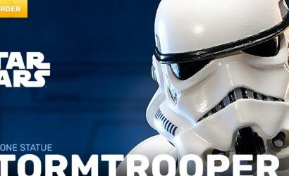 Gentle Giant Stormtrooper Milestone-Statue zu A New Hope: Alle Infos und Bilder