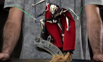 Iron Studios General Grievous Art Scale 1/10 BDS Statue: Alle Infos und Bilder