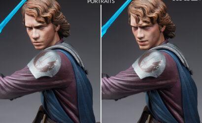 Sideshow Anakin Skywalker Mythos Statue: Vorbestellung gestartet