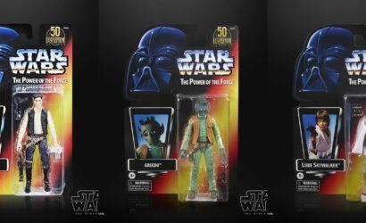 Hasbro Black Series 6″ POTF-Figuren für die 50th Anniversary Lucasfilm-Reihe vorgestellt