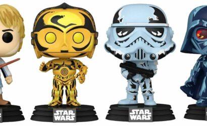Funko POP! Star Wars Retro Series vorgestellt
