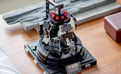 LEGO Star Wars 75296 Darth Vader Meditation Chamber: Alle Infos und Bilder