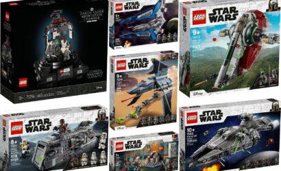 Die LEGO Star Wars 2021 Sommer-Wave im Überblick