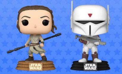 Zwei POP! Star Wars-Exclusives für die Virtual FunKon 2021 vorgestellt