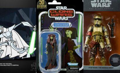 Alle Hasbro Star Wars-Neuheiten im Überblick