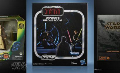 Drei Hasbro Star Wars-Neuheiten zur Hasbro Pulse Con 2021 angekündigt