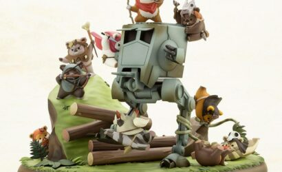 """Kotobukiya ArtFX Artist """"Battle of Endor""""-Statue: Vorbestellung gestartet"""