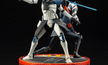 Kotobukiya ArtFX 1/7 Captain Rex (The Clone Wars): Alle Infos und Bilder