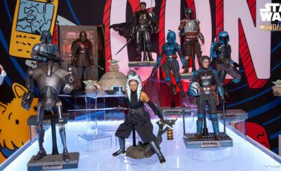 Alle Hot Toys Star Wars-Neuheiten von der Sideshow Con 2021 im Überblick